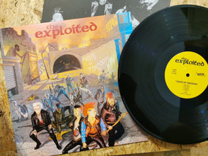 "The Exploited ""Troops Of Tomorrow"" LP"