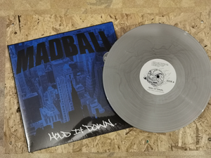 "Madball ""Hold It Down"" LP"