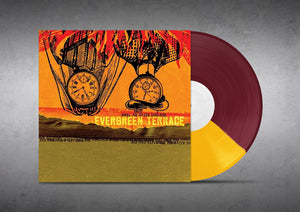 "Evergreen Terrace ""Burned Alive By Time"" LP (half/half)"