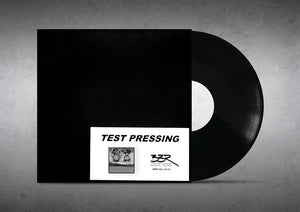 "Evergreen Terrace ""Burned Alive By Time"" LP (test pressing"