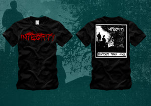 "Integrity ""Harder They Fall"" T-Shirt"