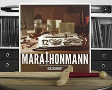 "Load image into Gallery viewer, Marathonmann ""Holzschwert"" LP (colored)"