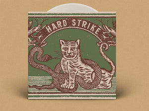 "Hard Strike ""The Conflict"" 7"""