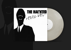 "The Haunted ""Revolver"" LP (ultraclear)"