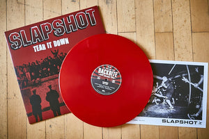 "Slapshot ""Tear it Down"" 12"" EP"