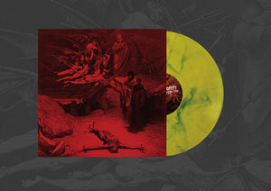 "Integrity ""To Die For"" LP (yellow)"