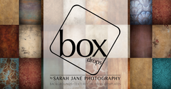 BoxDrops Set 1 - Digital Overlays
