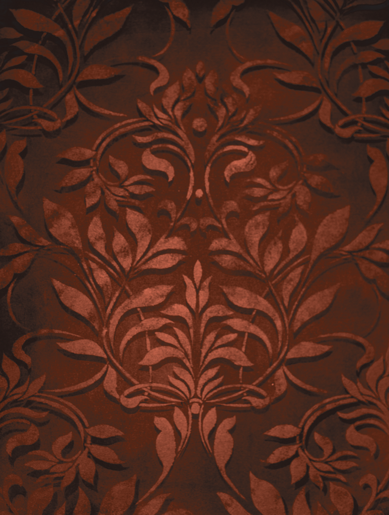 Old Wallpaper, Rouge