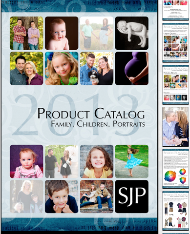 Family Catalog 2013 - PSD