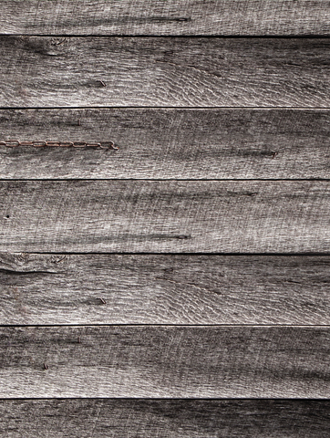 Barn Wood, Gray Horizontal