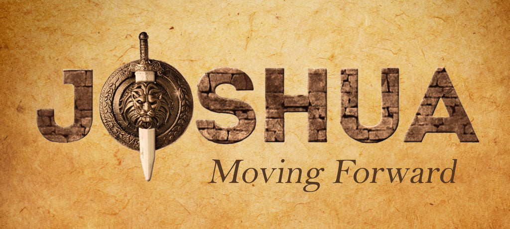 (Notes & PPT) Joshua: Moving Forward Pastors Pack