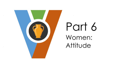 (Audio Download) Vessels of Honor Part 6 - Women:Attitude