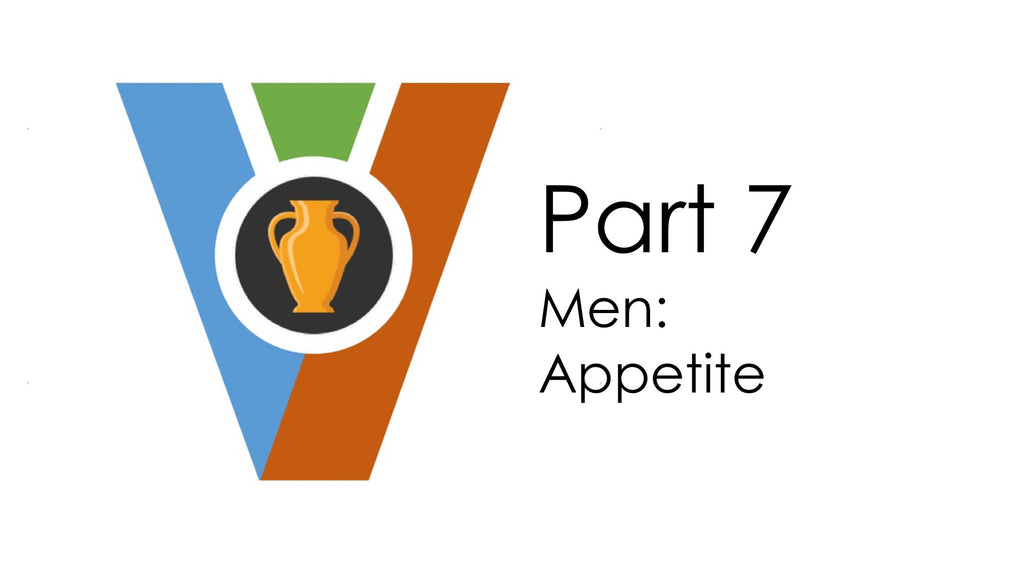 (Audio Download) Vessels of Honor Part 7 - Men: Appetite