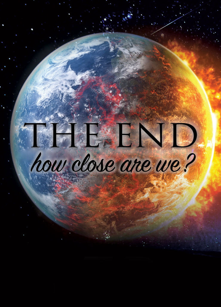 (Notes & PPT) The End: How Close Are We? Pastor's Pack