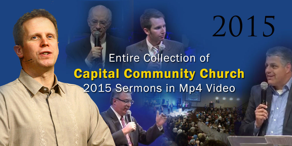 2015 Complete Collection of Video Sermons (USB)