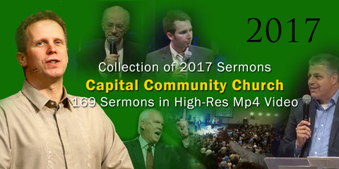 2017 Complete Collection of Video Sermons (USB)
