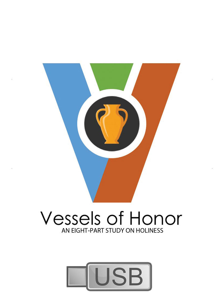 Vessels of Honor USB Digital Files Pack (2016)