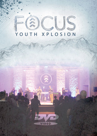 FOCUS: Youth Xplosion with Rev. Cortt Chavis (2016)