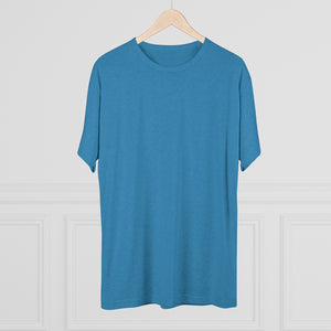 Men's T-Shirt | Tri-Blend | Solid Tees