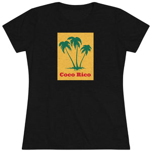 Coco Rico | Women's T-Shirt | Graphic Tees