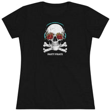 Load image into Gallery viewer, Party Pirate | Women's T-Shirt | Graphic Tees