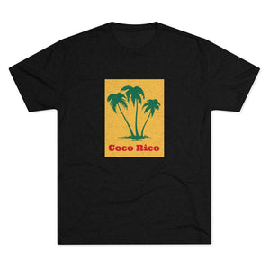 Coco Rico | Men's T-Shirt | Graphic Tees