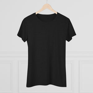 Women's T-Shirt | Tri-Blend | Solid Tees