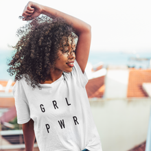 Load image into Gallery viewer, Girl Power | Women's T-Shirt | Graphic Tees