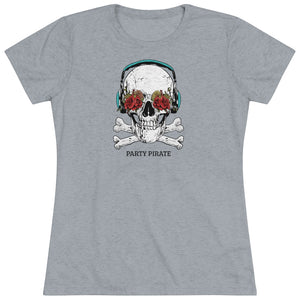 Party Pirate | Women's T-Shirt | Graphic Tees