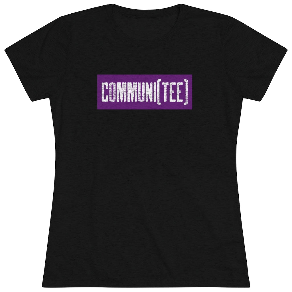 COMMUNI(TEE) | Women's T-Shirt | Graphic Tees