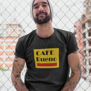 Cafe Bueno | Men's T-Shirt | Graphic Tees