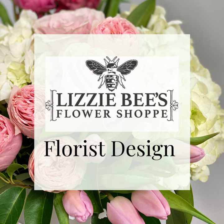 Surprise Me, Bee! - Florist Choice | Fresh Arrangement - Lizzie Bee's Flower Shoppe