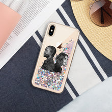 Load image into Gallery viewer, Classic Liquid Glitter iPhone Case