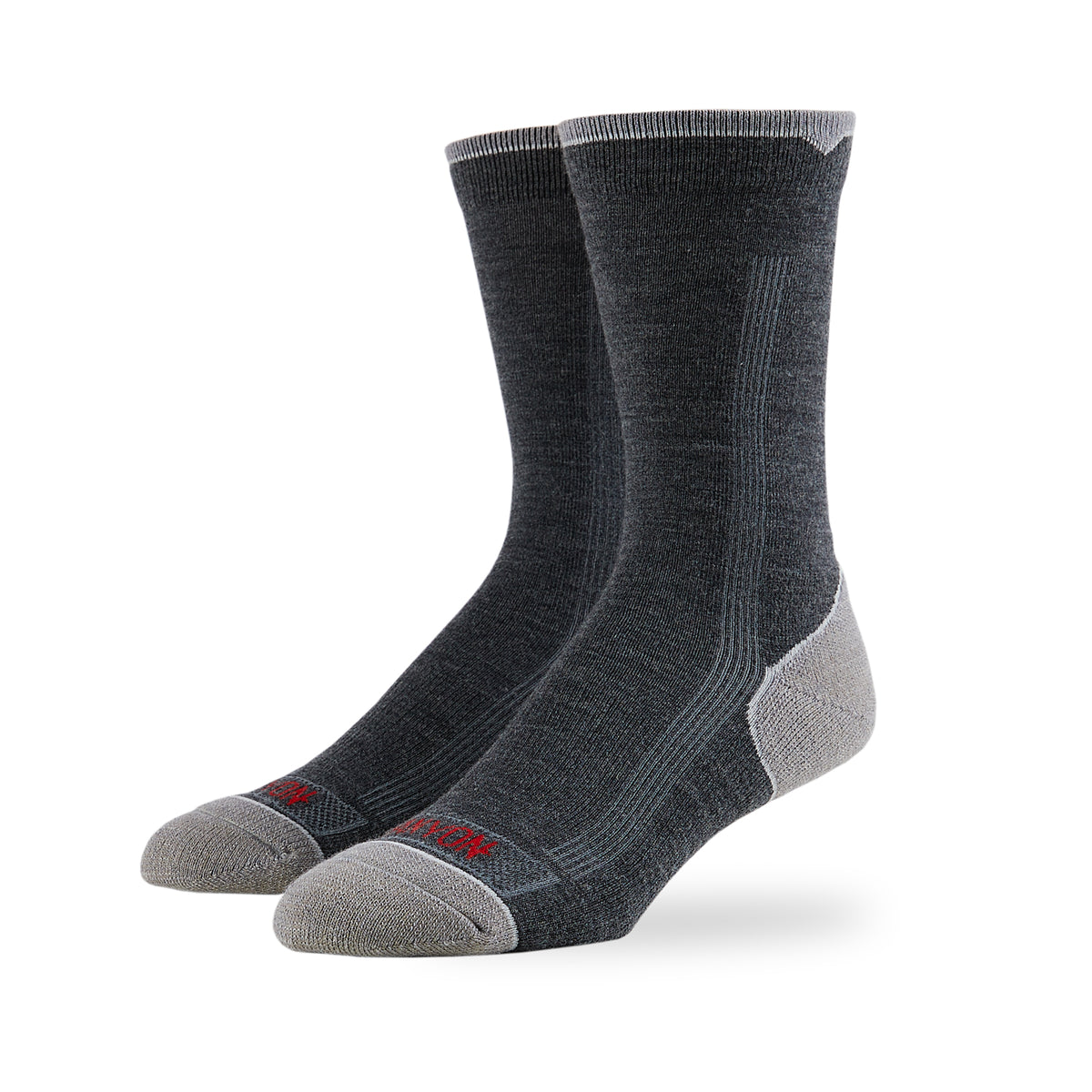 Destination 3 Pack Mix Men's Crew Socks -  by Canyon Socks