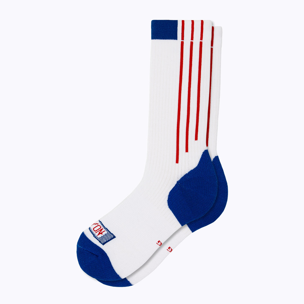 Americana Men's Crew Socks - RWB by Canyon Socks