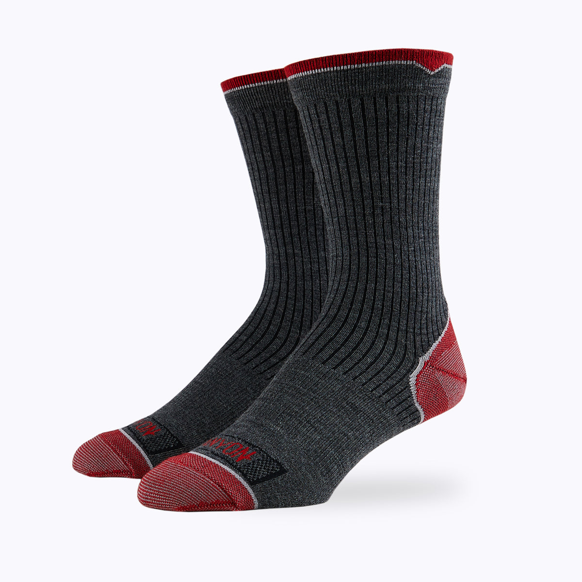 Essential 3 Pack Mix Men's Crew Socks -  by Canyon Socks