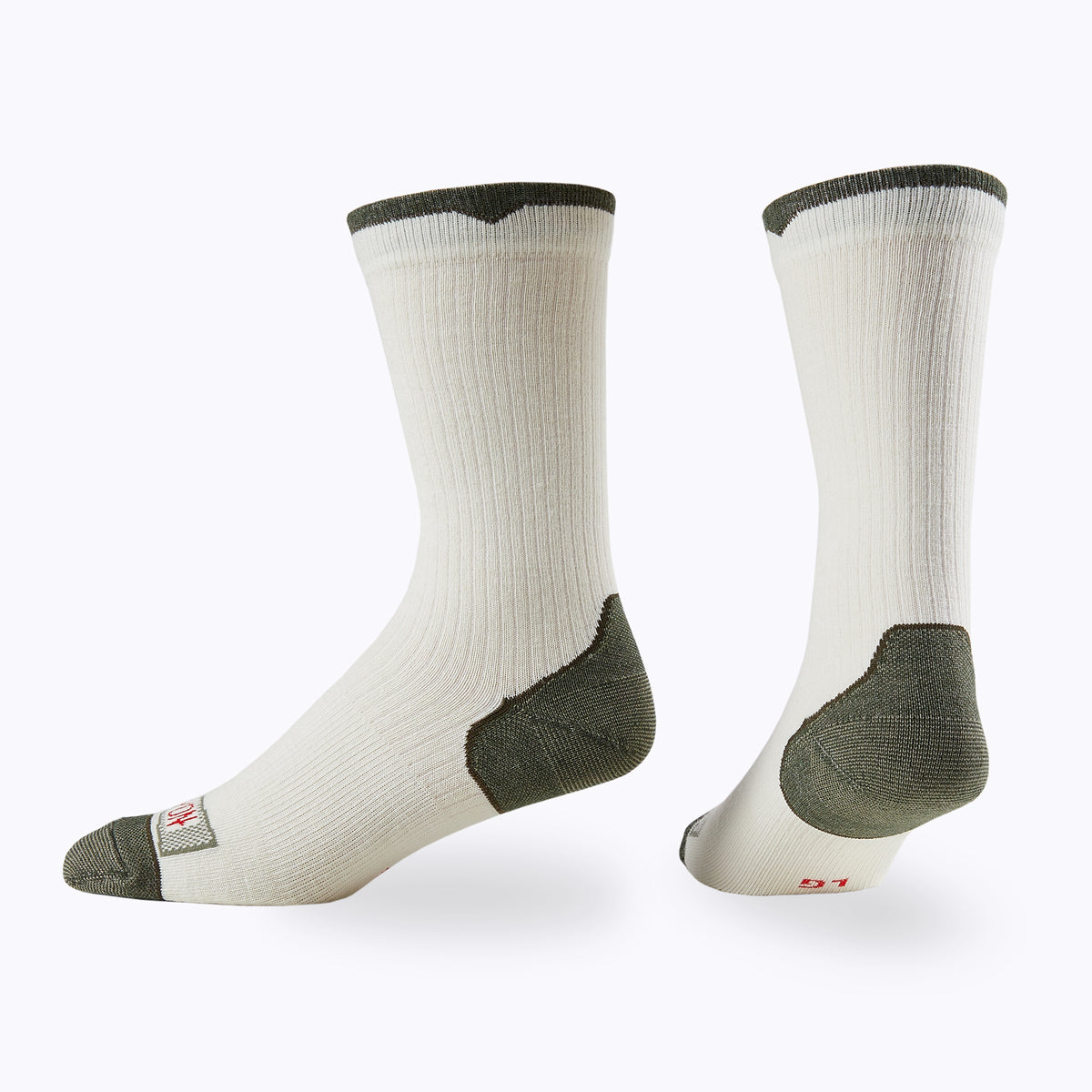 Essential Men's Crew Socks -  by Canyon Socks