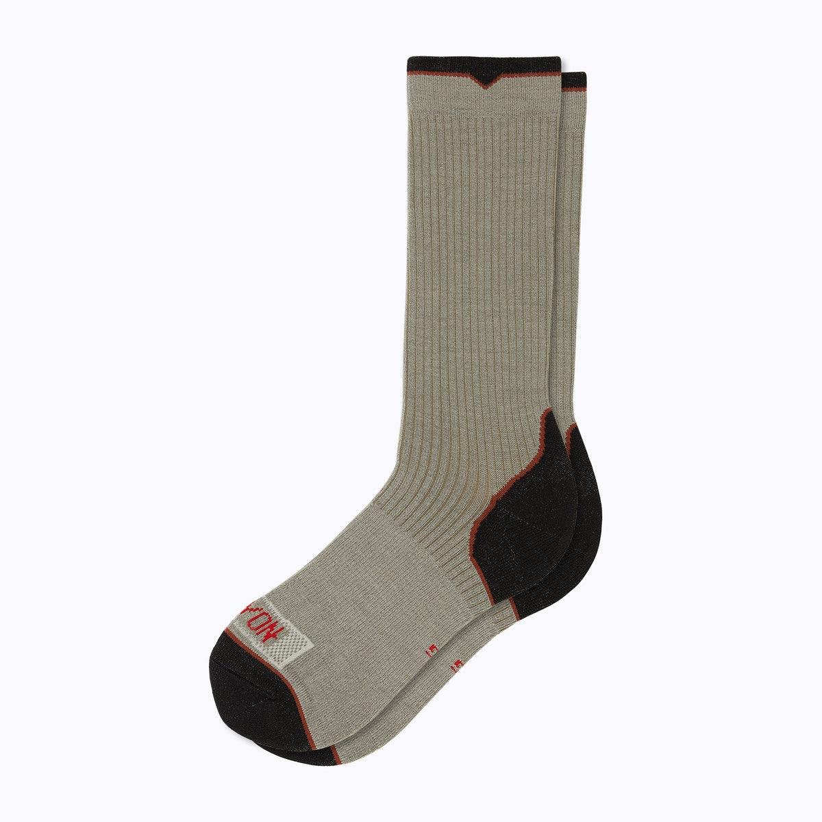 Essential Men's Crew Socks - Sand by Canyon Socks