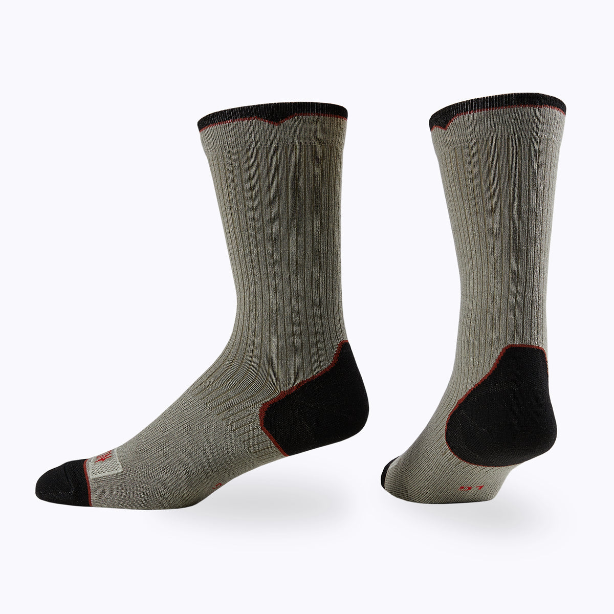 Essential 3 Pack Men's Crew Socks -  by Canyon Socks