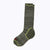 James Men's Mid-Calf Socks - Olive by Canyon Socks