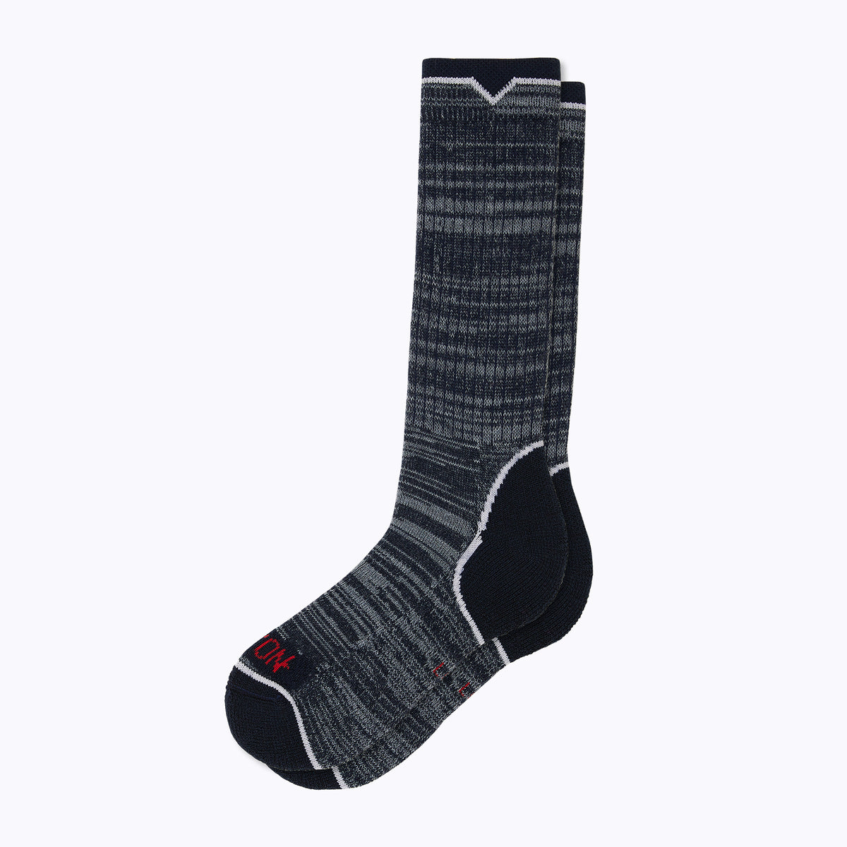 James Men's Mid-Calf Socks - Navy by Canyon Socks