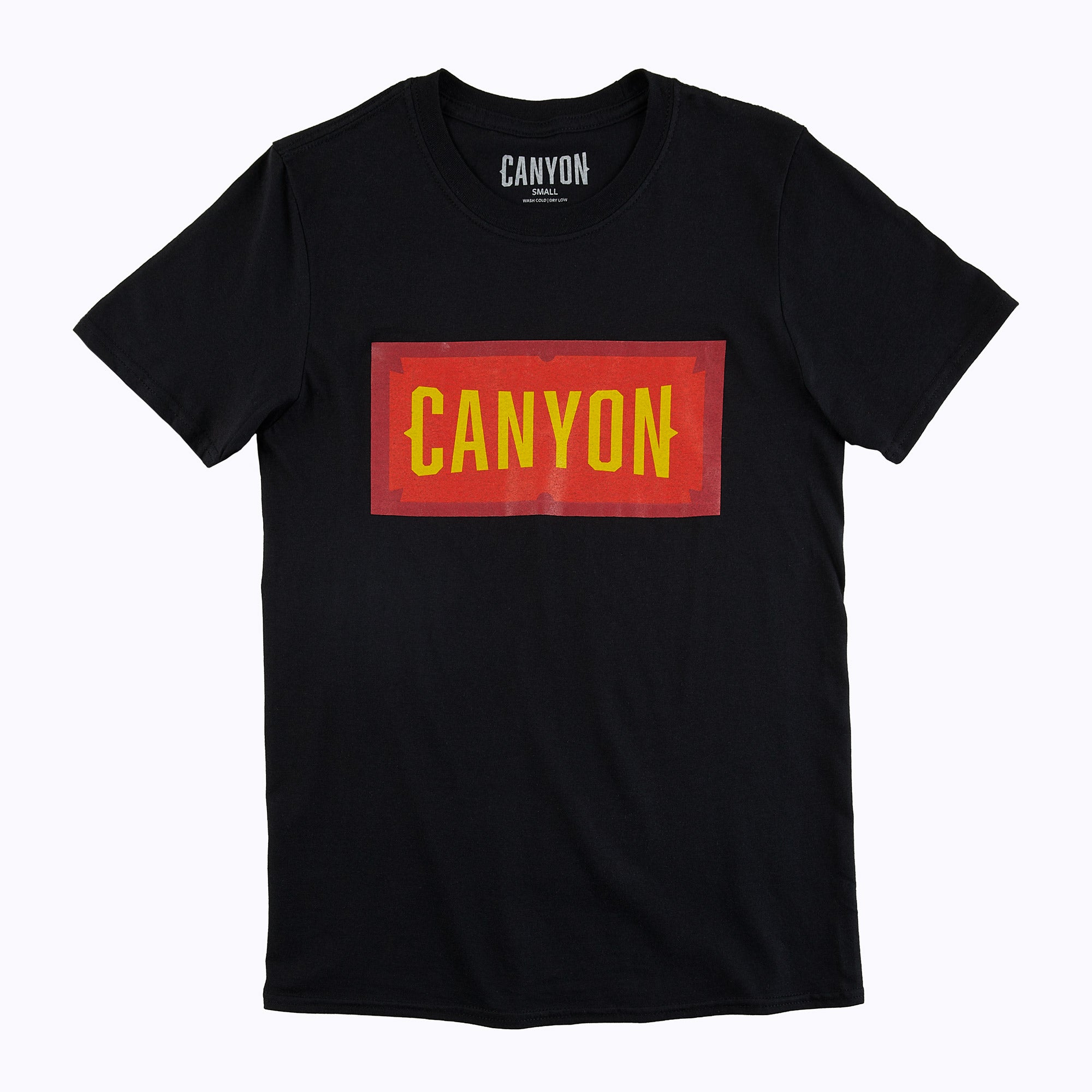 Boxed Tee Shirt - Small by Canyon Socks