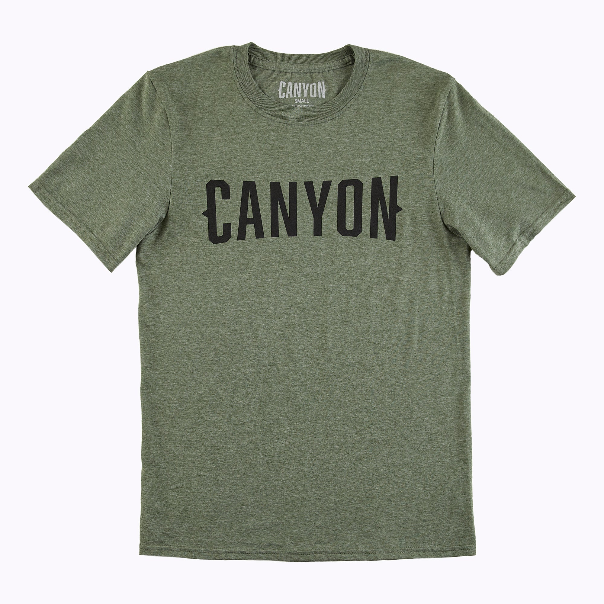 Logo Tee Shirt - Small by Canyon Socks