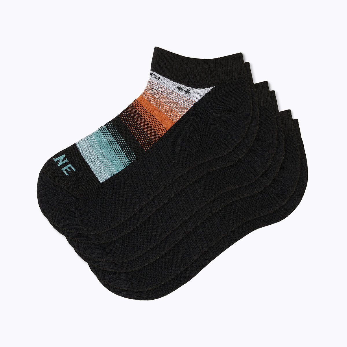 Serape 3 Pack Women's Ankle Socks - Multi by Canyon x Lane Socks