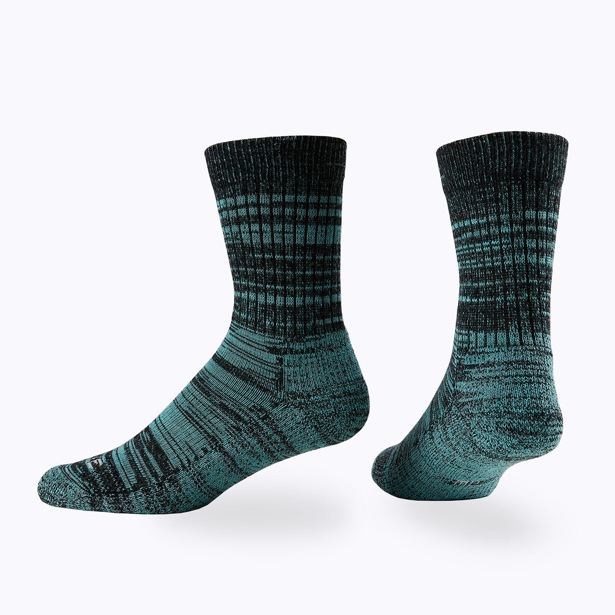 Kelsey 2 Pack Mix Women's Crew Socks -  by Canyon x Lane Socks