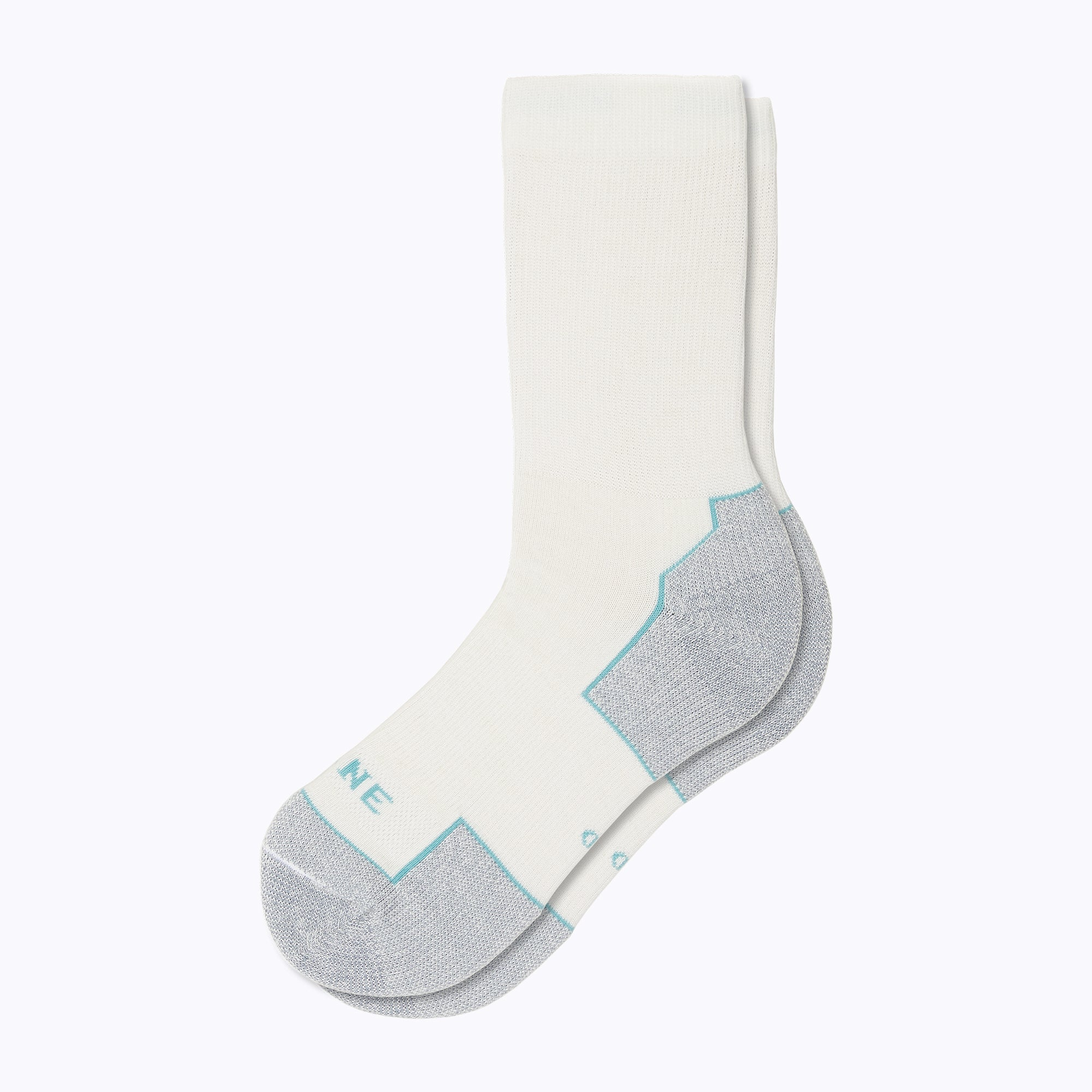 Everyday Women's Crew Socks - White by Canyon x Lane Socks