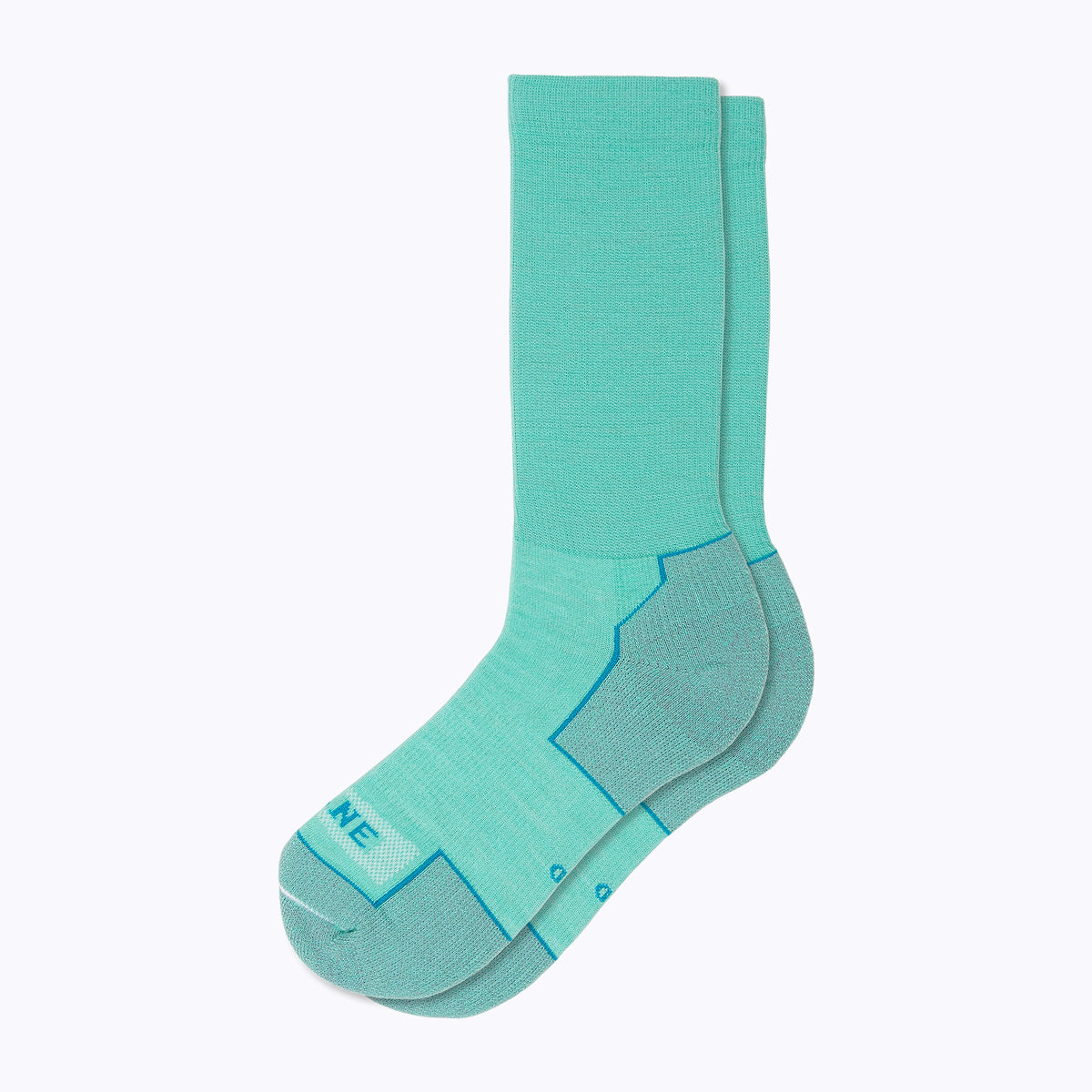 Everyday Women's Mid-Calf Socks - Turq by Canyon x Lane Socks