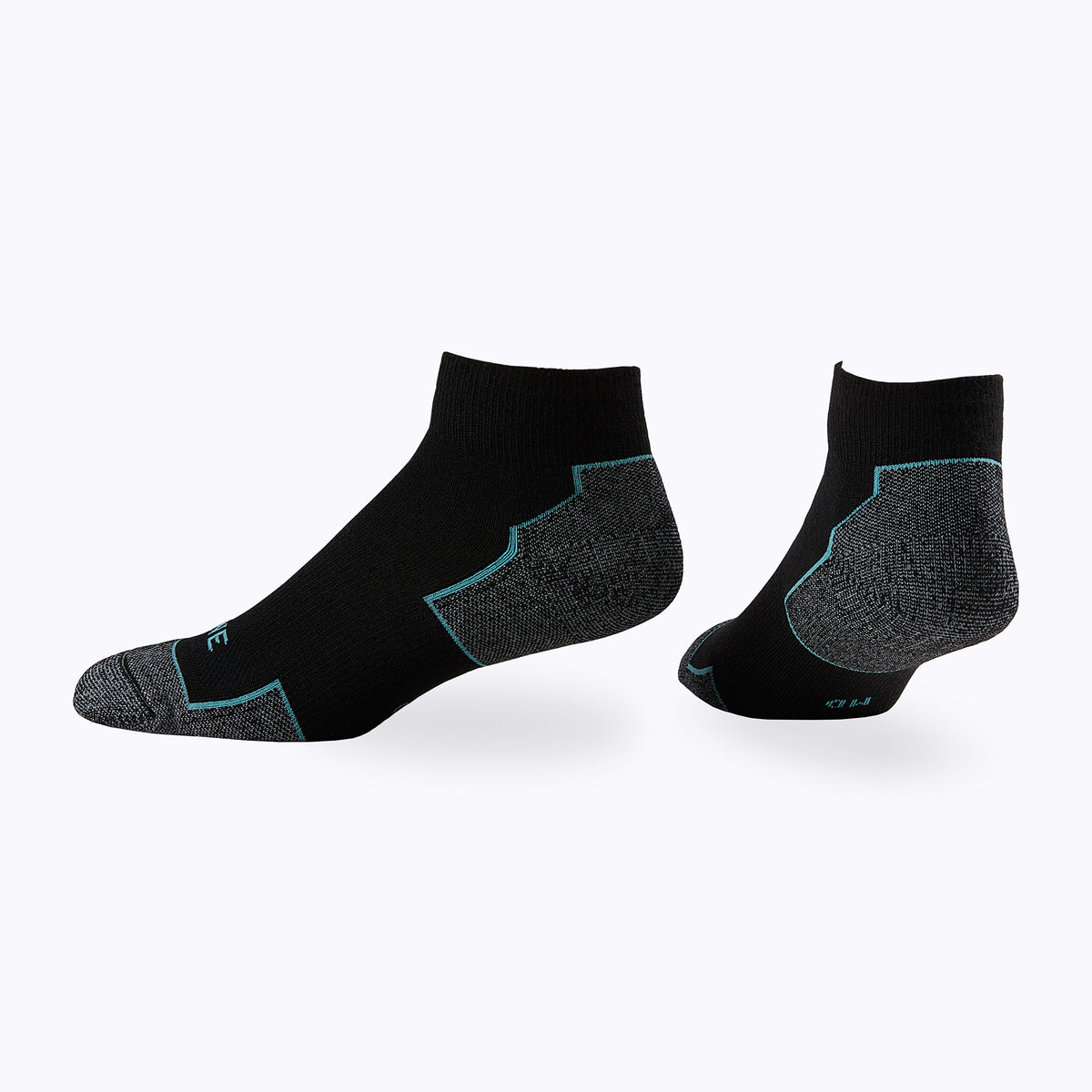 Everyday 3 Pack Women's Qtr Socks -  by Canyon x Lane Socks