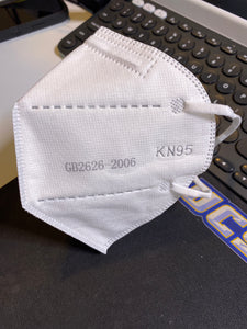Buy 50-Pack of KN95 Masks; Get 5 extra masks FREE plus FREE shipping!