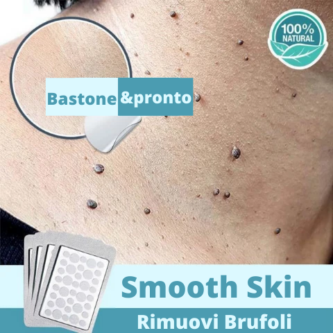 Smooth Skin - Rimuovi Brufoli